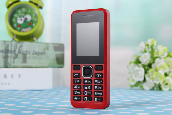 810#Small Dual SIM Dual Standby Cheap Old Man Elderly Mobile Phone pictures & photos