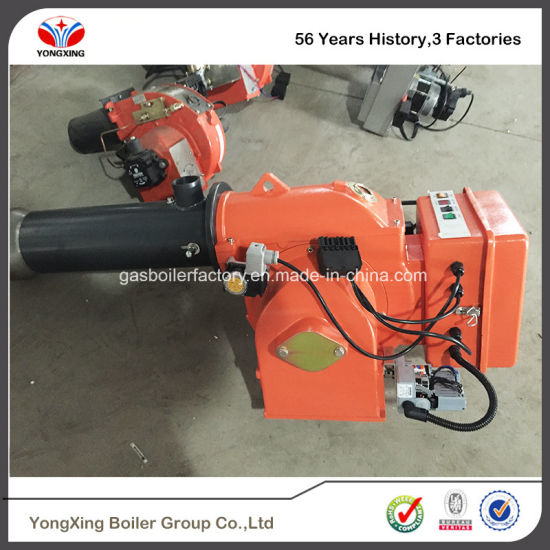 China Single Stage Oil Fired Burner for Steam Boiler with Good ...