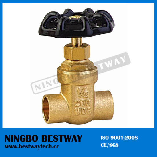 High Performance 4 Inch Gate Valve Fast Supply (BW-G08)