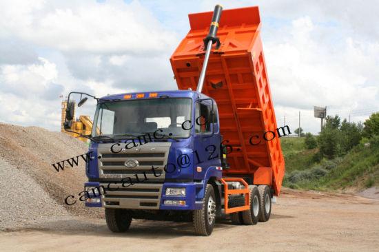 Camc 6X4 Dump Truck/Tipper/Dumper