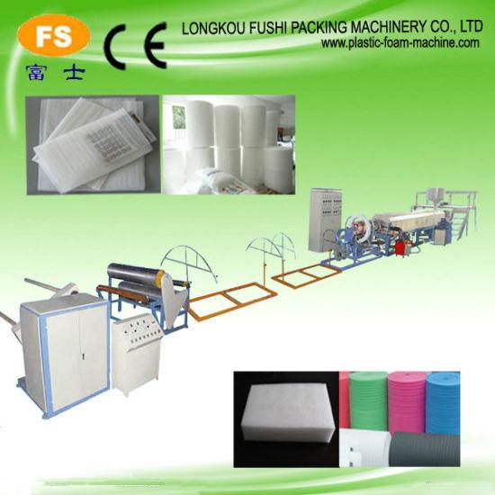 Closed Cell High Density Extruded Crosslinked Injection Foam Polyethylene Sheet