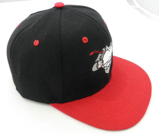 3d41d2518066d7 Custom Red China Snapback Hats Wholesale - China Snapback Hats ...