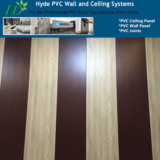 Spc Pvc Wall Panel Flame Resistant Decoration Material For Living Room Bedroom Wall Decoration Dc 176