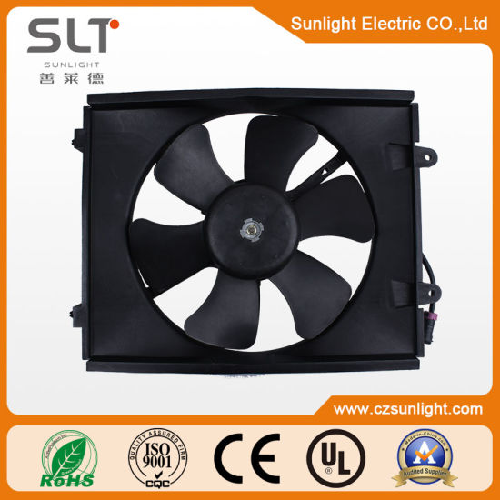 Axial Duct Condenser Radiator Fan with High Power pictures & photos