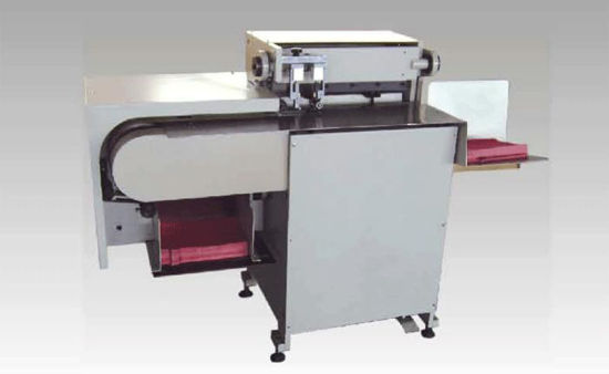 Semi-Automatic Book Punching Machine (ZX450) pictures & photos