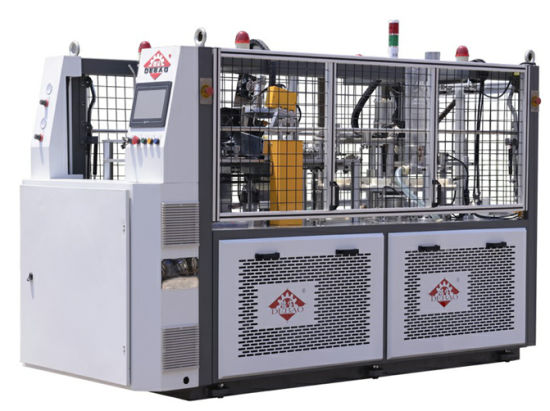 Paper Cup Hollow Making Machine Db-90t