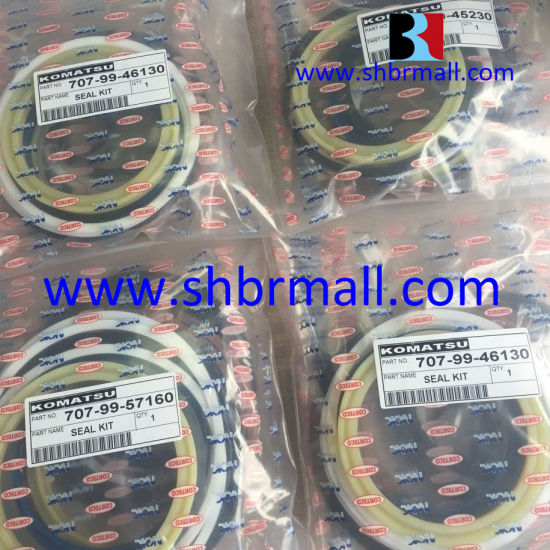 China Complete Hydraulic Boom/Arm/Bucket Cylinder Seal Kits for