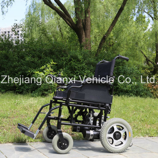 2016 New Arrival Electric Wheelchair for Disabled and Elderly Xfg-103fl pictures & photos