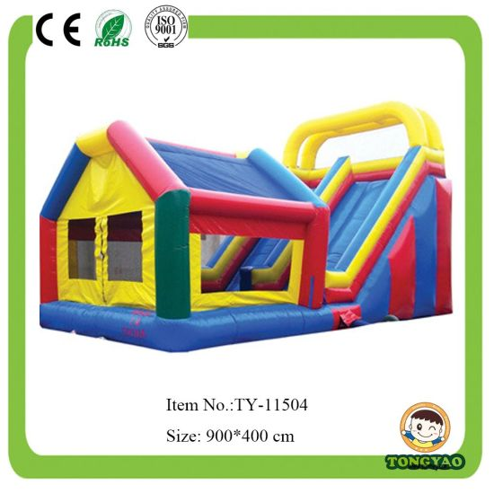 China Supplier Indoor Children Game Jumping Inflatable Castle (TY-11504)