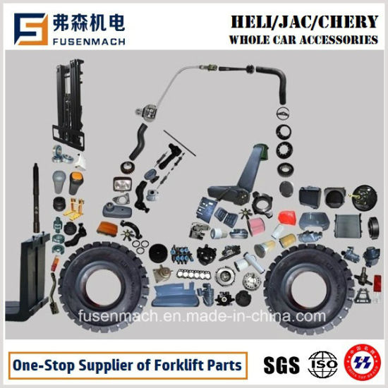 Heli JAC Zoomlion Chery Forklift Spare Parts
