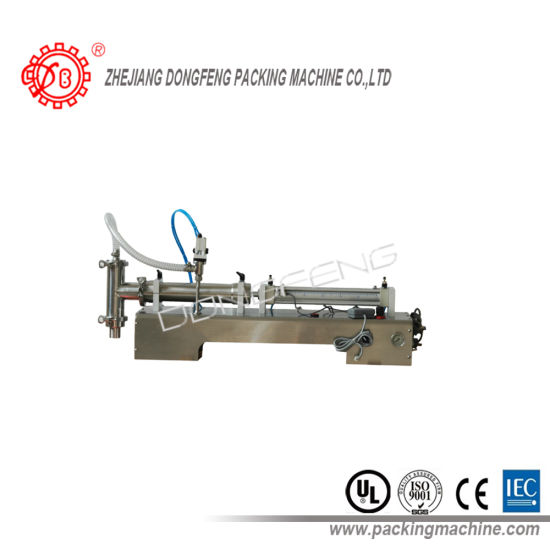 High Quality Single Head Piston Liquid Filler (DLF)