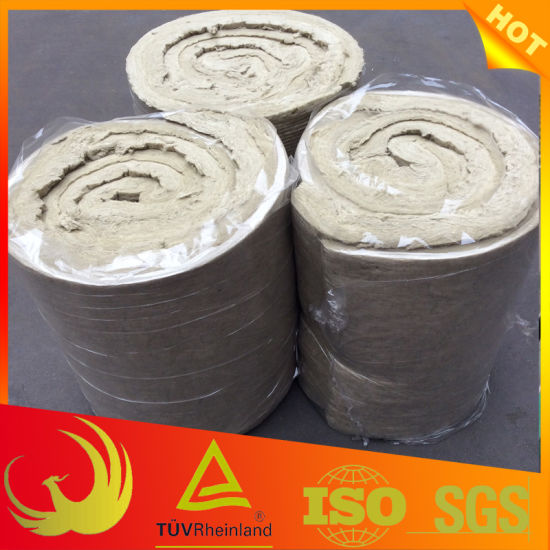 Building Material Fireproof Thermal Insulation Harga Rock-Wool Blanket pictures & photos