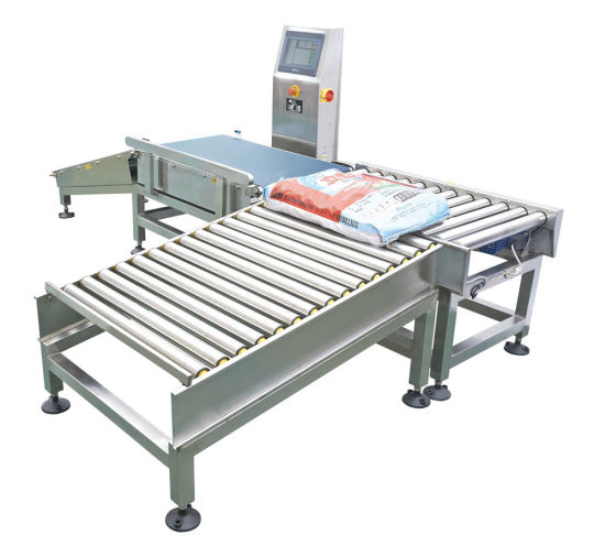 Automatic Pouch Belt Check Weigher pictures & photos