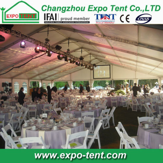 20X60m Big Outdoor Banquet Tent for Dinner pictures & photos