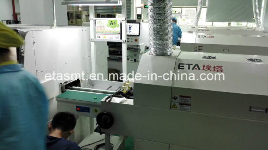 High Precison Auto Stencil Printer Machine for PCBA Eta 4034 pictures & photos