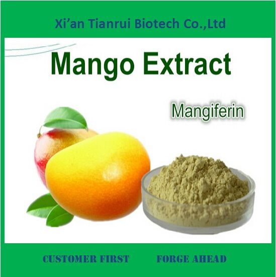 Factory Directly Supply Natural Pure Mango Extract Powder