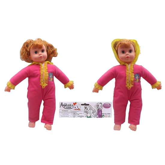 18 Inch Fashion Cute Doll Cotton Doll with IC (10227218) pictures & photos