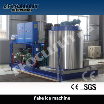 Seawater Flake Ice Maker Machine pictures & photos