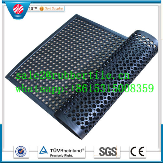 Acid Resistant Rubber Mat/Comfortable Workshop Rubber Mats/Anti-Fatigue Rubber Mats pictures & photos