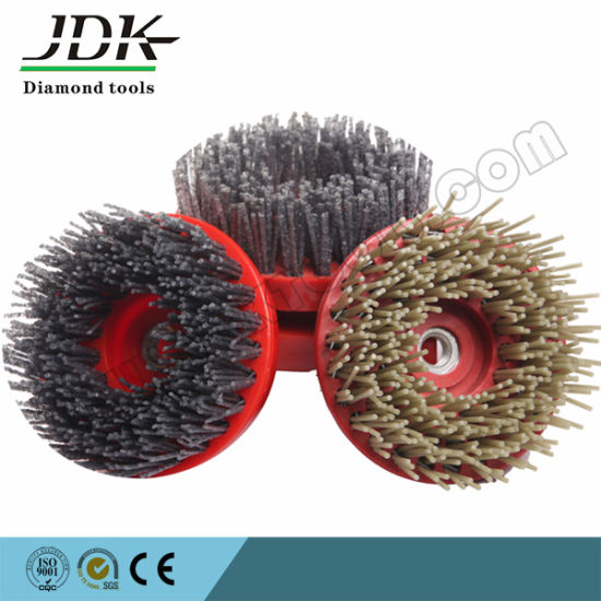 Diamond Round Abrasive Brush/Antique Brush for Stone Processing pictures & photos