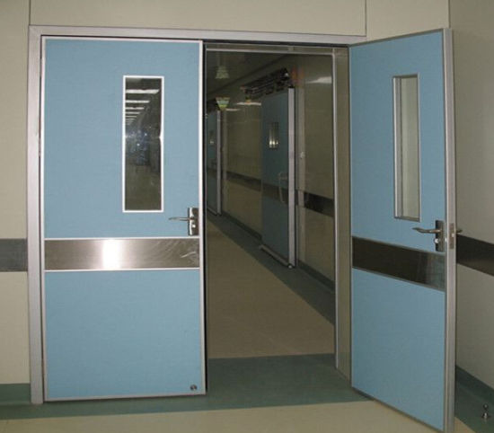 Double Automatic Airtight Door with Feet Sensor & China Double Automatic Airtight Door with Feet Sensor - China ...