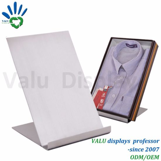 Wholesales Factory Metal Steel Clothing Product Display Shelf pictures & photos