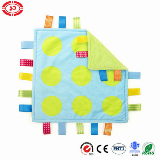 America Baby Cuddle Blanket ASTM Infant Cloth Toy