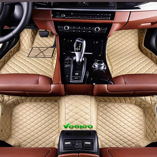 Car Accessories Car Floor Mat Car Carpet For Audi Cars With Full Surround