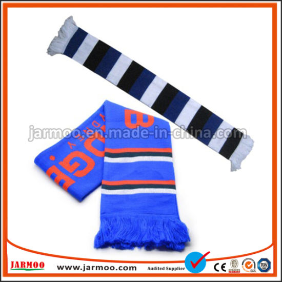 China Wholesale Custom Design Embroidery Logo Acrylic Knitted