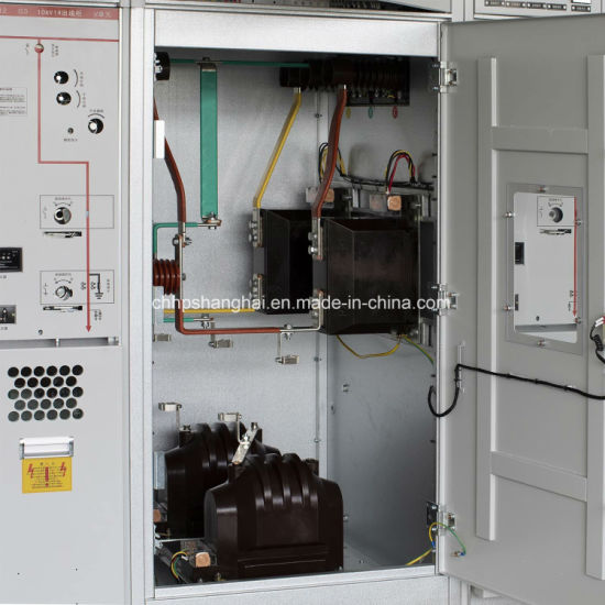 china hp srm 12kv gas insulated switchgear or ring main units