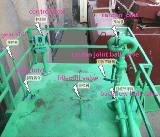China Hyp Series Hydraulic Hydro Spray Grass Seed Machine China