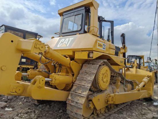 Used Caterpillar Cat D8n with Sharp Ripper (Cat D6 D7 D8 D9 D10 D11)  Bulldozer