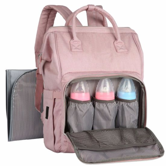 Baby Diaper Bag Backpack Multi-Function Waterproof Maternity Nappy Bags for Travel with Baby