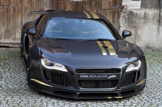 China Front Rear Bumper Auto Parts Bodykits Bodykit for Audi