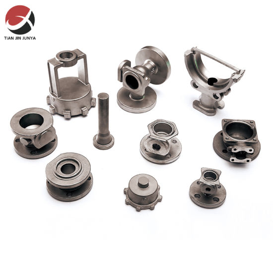 OEM Factory Supplier Customized Precision Casting Stainless Steel Valve Part Used in Bathroom/Toilet
