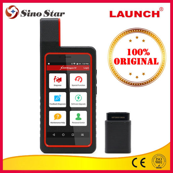 2018 New Released Launch X431 Diagun IV Original Auto Diagnostic Tool 2 Years Free Update Online pictures & photos