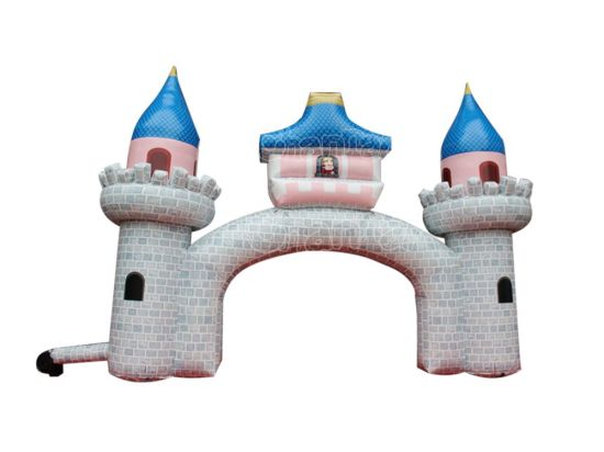 King Castle Inflatable Advertising Inflatable Arch for Sports Event Chad1038