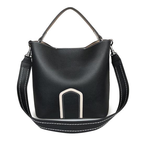 Fashion Designer Handbag Genuine Leather Shoulder Tote Bag for Women
