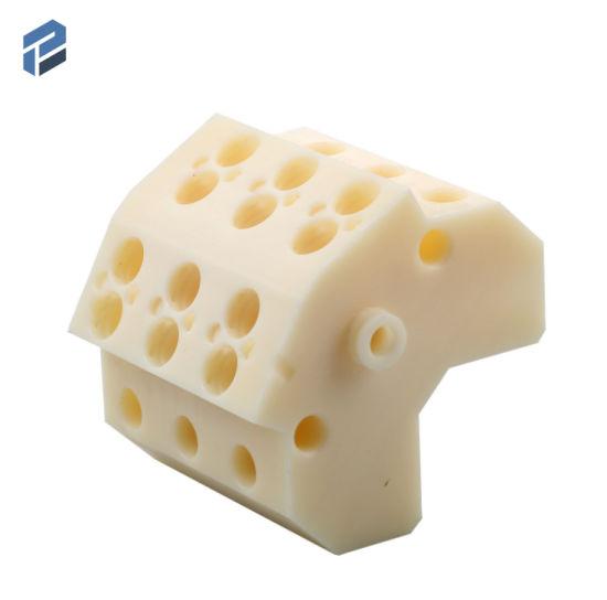 Customized POM/ABS/PVC CNC Machining Plastic Parts