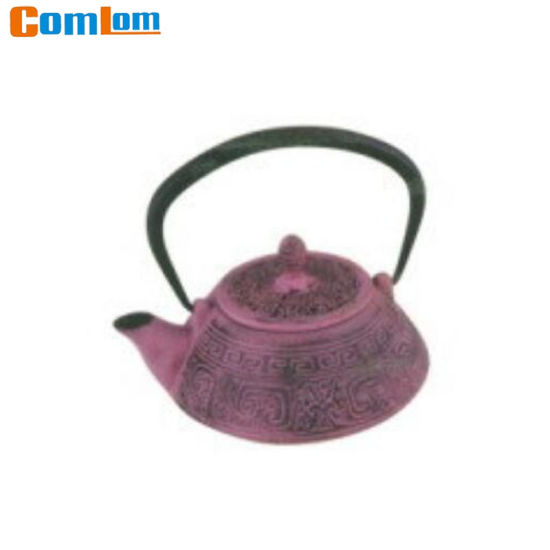 CL1D-CFG2080 Comlom Cast Iron Teapot With Strainer Inside