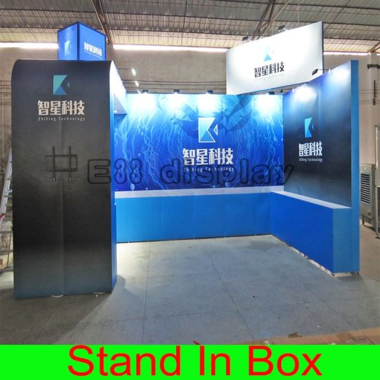 Exhibition Booth Height : China diy customize exhibition booth size 20x20ft with portable