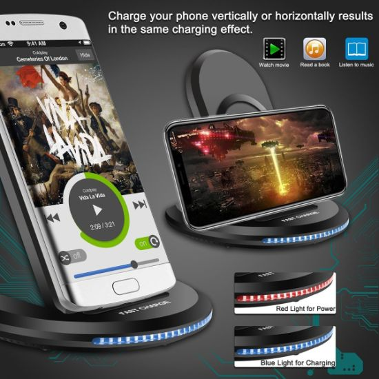 China Fast Wireless Charging, 1 4 Times Faster Than Standard