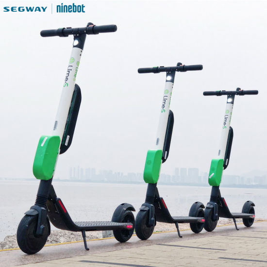 Hot Sale Original Bird Electric Scooter Sharing, Ninebot Es4 Two Wheel Lime  Foldable Scooter Sharing