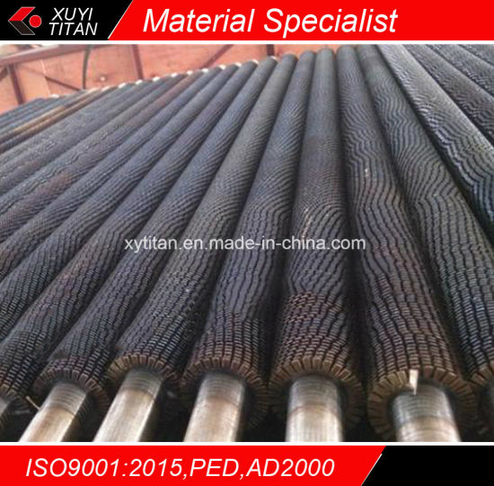 High Frequency Resistance Welded Finned Tubes for Fired Heaters / Economizer pictures & photos