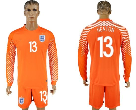 4f0a667c63a China 2018 World Cup Butland Pickford Pope Soccer Jerseys Long ...