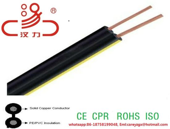 RoHS, Ce Approved 2*0.8mm Drop Wire pictures & photos