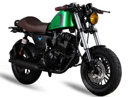 China Cafe Racer 150cc 2018 New Model Street Moto 125cc Moto 200cc 250cc Racing Motos Sport Motorcycle