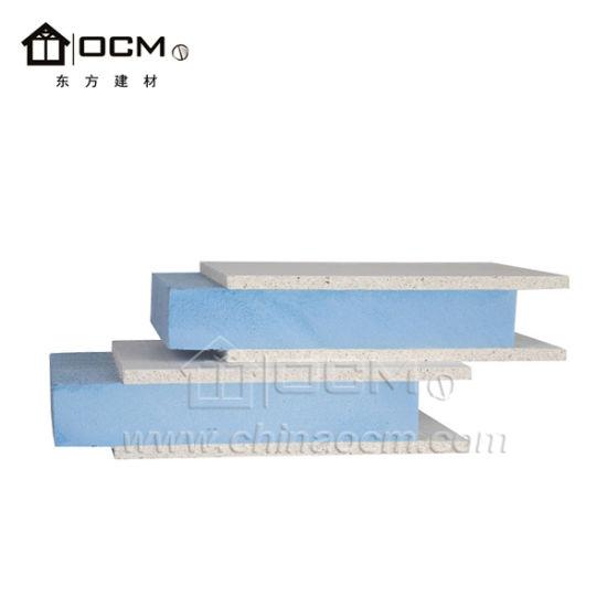 XPS Foam Board Sandwich Panel For Exterior Wall Paneling