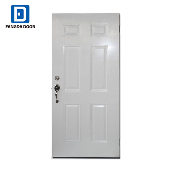 China Pre Hung Series 30 Inch Entry Steel Metallic Door China 30