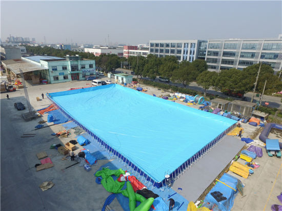 Customized Model Amusement Park Adult Kids Inflatable Swimming Pool pictures & photos